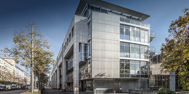 FINMA head office in Bern